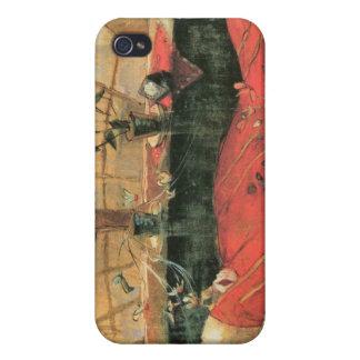 Sonia Grame de Gualterio Gramatte iPhone 4/4S Carcasa