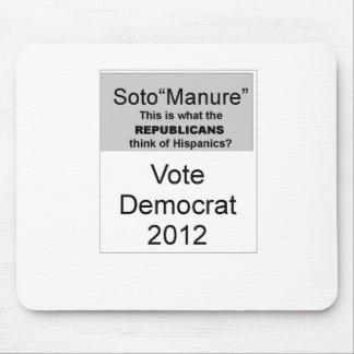 Sonia Sotomayor Mouse Pad