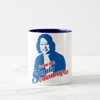 Sonia Sotomayor Mug