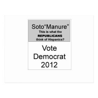 Sonia Sotomayor Postcard