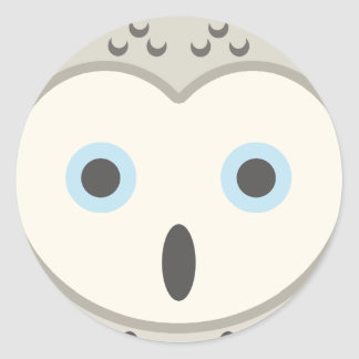 Sonia the Owl Stickers