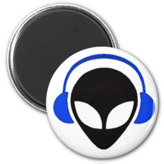 Sonic Alien Logo Fridge Magnets