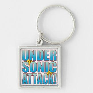Sonic Attack Life B Keychain