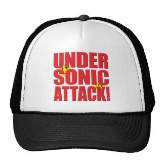 Sonic Attack Life Mesh Hat