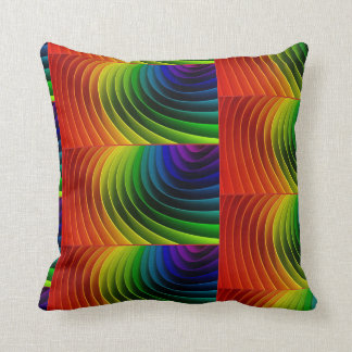 sonic colours throw pillow