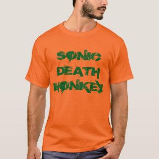 """Sonic Death Monkey"" t-shirt"