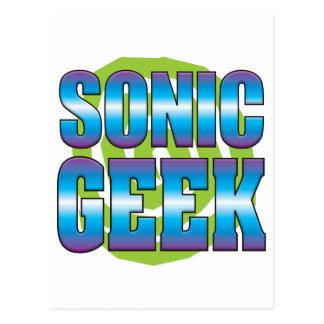 Sonic Geek v3 Post Cards