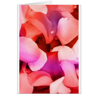 SONIC GLAMOUR© GREETING CARD