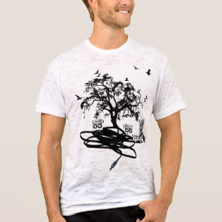 Sonic Nature Graphic Tee