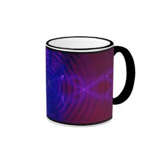 Sonic Ripple Ringer Coffee Mug