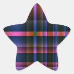 Sonido Calcomanias Forma De Estrella