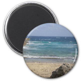 Sonido de Aruba Imán Redondo 5 Cm