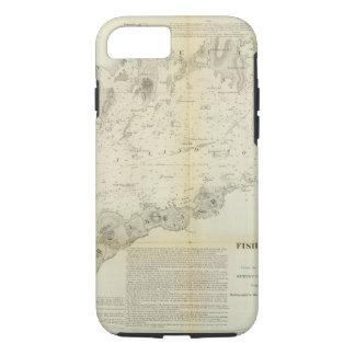 Sonido de la isla de Fisher Funda iPhone 7