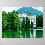 Sonido de Salzburg de la casa de la música Poster