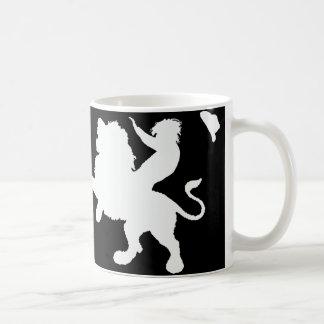 Sonido del pueblo fantasma tazas de café