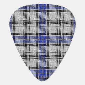 Sonidos de Hannay del clan del tartán de Escocia Plumilla De Guitarra