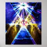 Sonidos de la luz posters