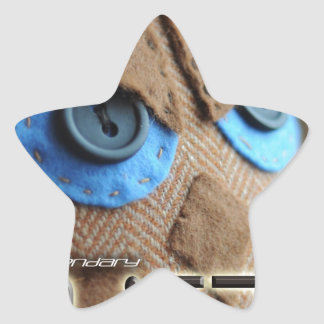 sonika uf after hours star sticker