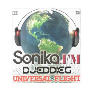 SONIKA UF DEC 28 NOTEPADS