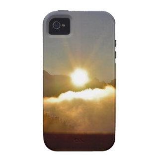 sonnenaufgang iPhone 4/4S funda