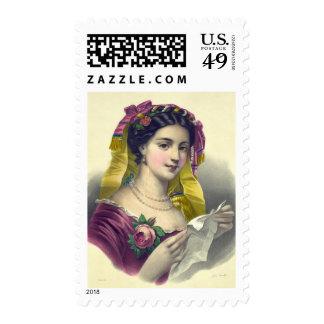 Sonnet 1850 postage