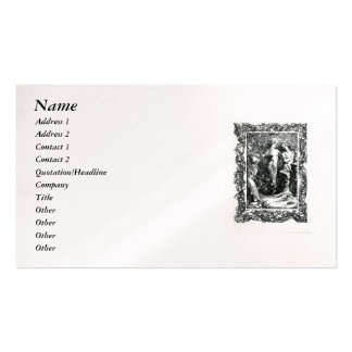 Sonnet # 18 by William Shakespeare Double-Sided Standard Business Cards (Pack Of 100)