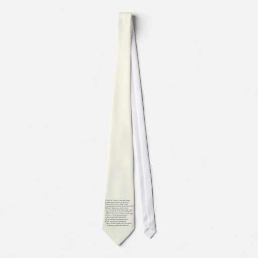 Sonnet # 30 by William Shakespeare Neckties