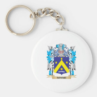Sonnie Coat of Arms - Family Crest Keychains