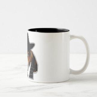 Sonny [1] taza de dos tonos