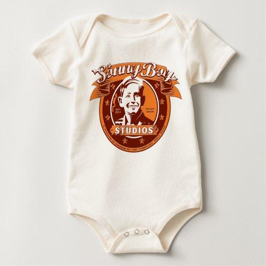 Sonny Boy Studios Organic Infant Creeper