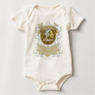 Sonny Boy Studios Zen Organic Infant Creeper
