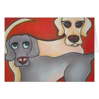 Sonny & Sage? by Robyn Feeley Card