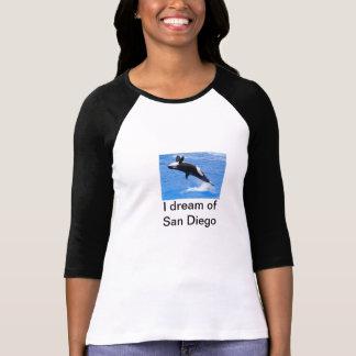 Soño con la colección de San Diego Camiseta