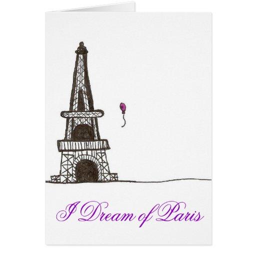 Soño con París, 2 Felicitacion