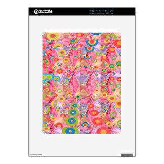 Sonó el juego mágico de Basanti - personalizable d Calcomanía Para El iPad