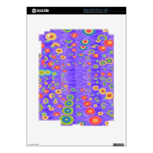 Sonó el juego mágico de Basanti - personalizable d Calcomanía Para iPad 2