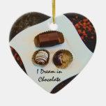 Soño en chocolate adorno de reyes