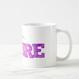 Soño en la taza de OMBRE (el rosa a la púrpura)