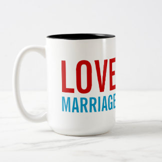 Sonogram Mug Surprise- Love Marriage Baby Carriage
