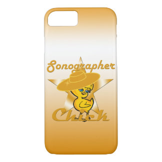 Sonographer Chick #10 iPhone 8/7 Case