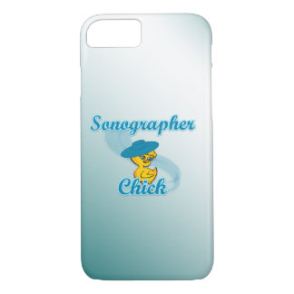 Sonographer Chick #3 iPhone 8/7 Case