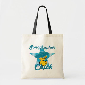 Sonographer Chick #7 Tote Bag