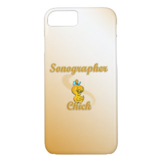 Sonographer Chick iPhone 8/7 Case