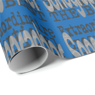 Sonographer Extraordinaire Wrapping Paper