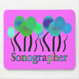 Sonographer Gifts Mouse Pad