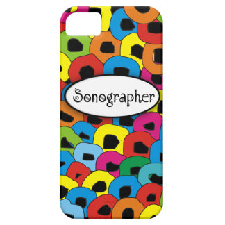 Sonographer iPhone 5 Case Artsy Abstract