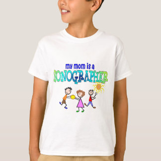 Sonographer Kids T-shirts