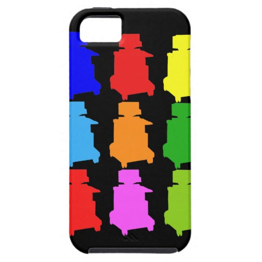 Sonographer Popart Gfits iPhone 5 Cover