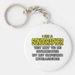 Sonographer...Superior Intelligence Key Chains