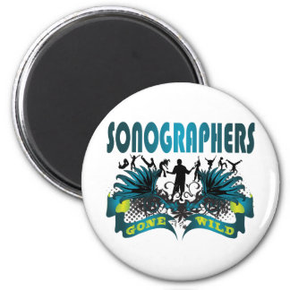 Sonographers Gone Wild Magnets